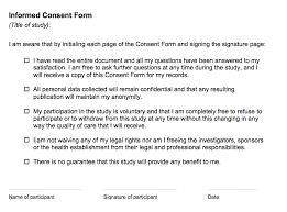 Model Informed Consent Form (December 2010) - The Ctn ≈ Cihr ...