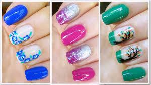 Nail Art Designs-nail art for short nails-awesome easy nail art ...