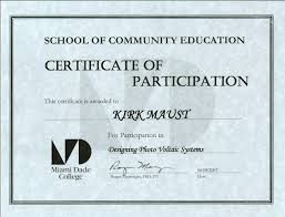 Miami Dade College Web Design Solar Direct Certificates And Licenses Highly Qualified