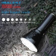 IMALENT MS18 100000 Lumens Đèn Pin Sạc Siêu Sáng Có 18 Chiếc Cree XHP70.2 Đèn  LED Phiêu Lưu Sáng Nhất Đèn Pin Đèn Ngoài Trời|Đèn Flash & Đèn Pin