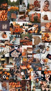 Aesthetic Wallpapers Collage Halloween ...