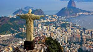 Image result for مجسمه مسیح در برزیل