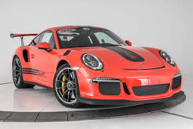 It is one of the best cars i have ever driven. Gt3 Pre Owned Inventory Rusnak Pasadena Porsche