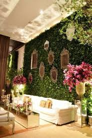 Small Picture Indoor Garden Wedding Trees with mini chandeliers Gorgeous
