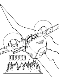 Dipper Kleurplaat Drawing Coloring Sheets Coloring Pages