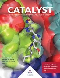 Catalyst Design Vt Catalyst Magazine By Uachembiochem Issuu