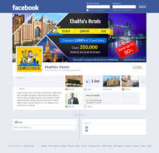 Web Design Company Facebook Page Bold Serious Travel Facebook Design For A Company By Sbss