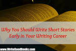 Benefits of writing short stories