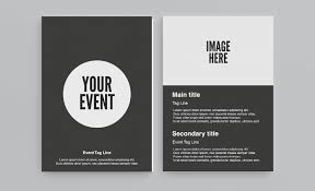 Free Flyer And Leaflet Design Templates Download Now Face Media