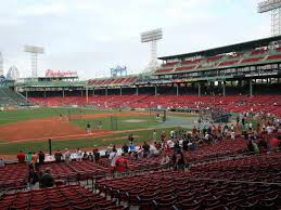 Boston Red Sox Seating Chart View Red Sox Loge Box Seats Red Sox Loge Boxes Red Sox Loge
