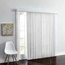 vertical window blinds pvc sliding