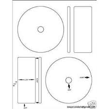 dvd label templates amazon com 200 cd dvd labels matte memorex full face compatible