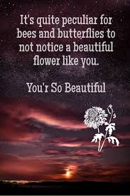 Quotes To A Beautiful Girl Best of You Are So Beautiful Quotes For Her 24 Romantic Beauty Sayings