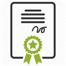 certificate diploma lisense patent icon icon search engine certificate diploma lisense patent icon