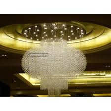 banquet hall crystal chandelier