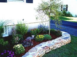 Small Flower Bed Ideas With Rock Garden Also Plants And Flowers Online  Designs For Front Of