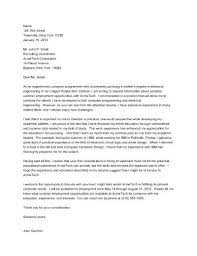 Electrical Engineering Cover Letter Examples Cover Letter Electrical