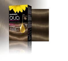 Olia Hair Colour Dye Chart Garnier