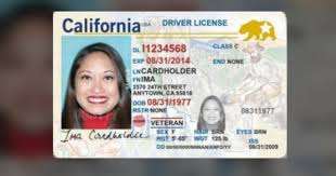 California's Now Requirements Id Government Accepted Real By