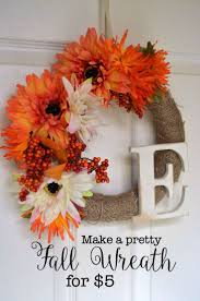Diy Fall Decorations Top 25 Best Diy Fall Wreath Ideas On Pinterest Fall Wreaths