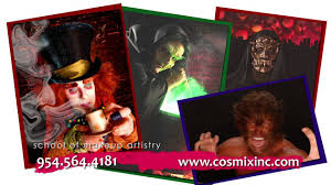 cosmix of makeup artistry