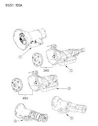 1993 jeep grand cherokee transmission assembly diagram 000009bp