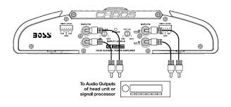 4 channel amp wiring sub and 2 speakers 4 image 4 channel amp diagram 4 image wiring diagram on 4 channel amp wiring sub