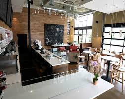 coffee shop designs. Modren Shop Thatcheru0027s Coffee Shop Showcases Recycled Design  Inhabitat  Green Design  Innovation Architecture Building To Designs