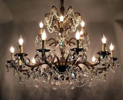 chandelier with candles s ikea for 10 candle sleeves black candlestick holder