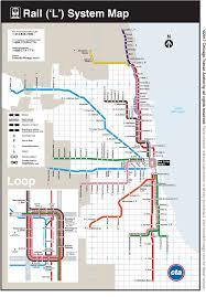 chicago cta map  kemerovome