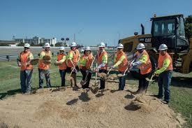 Txdot Breaks Ground On Innovative Intersection Project