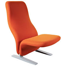 pierre paulin concorde lounge chair for artifort for