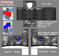 Roblox Templete Roblox Police Shirt Template Unique Roblox Military Shirt Template