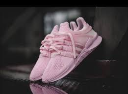 adidas shoes pink and white. shoes: adidas shoes, pink sneakers, low top pink, shoes and white