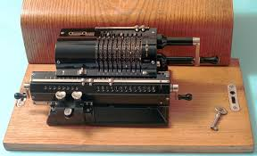 four function mechanical calculators ant