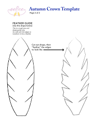 feather template pin by eeboo on be crafty with eeboo feather template felt felt diy