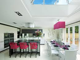 Pink Kitchen Pink And Black Kitchen Ideas Quicuacom