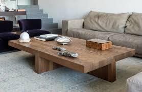 coffee table designs diy. View In Gallery Large Wooden Coffee Table Diy Idea 2 Thumb 630xauto 53678 DIY Designs