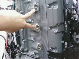 2008 suzuki df175 sacrificial anodes the hull truth boating Suzuki Df175 Outboard Wiring Diagrams the ones in the block are a snap just pull the bolt and pop em out Mercury Outboard Wiring Schematic Diagram