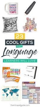 gifts for age learners and travellers 2019