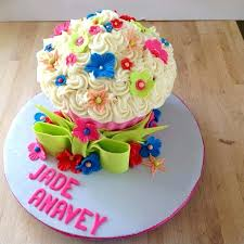 Birthday Cake Ideas Easy Flower Birthdays Pictures Of Cakes Degree
