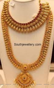 South Indian Jewellery Latest Designs Mango_mala_designs Bridal Jewelry Gold Jewellery Design
