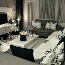 dreaded black white and grey living room design picture concept dark gray rug