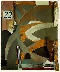 The Spring Door, 1938 - Kurt Schwitters - WikiArt.org