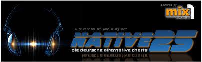 Native25 Die Deutsche Alternative Chart