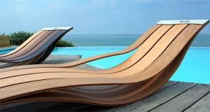 garden lounge furniture lounge chair wood furniture