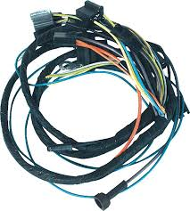 1969 nova parts electrical and wiring wiring and connectors 1969 camaro 1969 70 nova air conditioning wiring harness