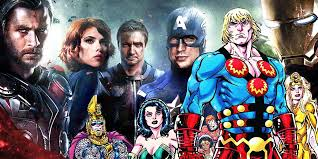 The movie is scheduled for release in theaters on nov. The Mcu Should Reverse The Avengers Model For The Eternals Lovebylife