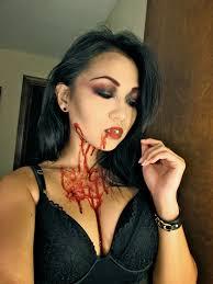 tutorial y gothic vire makeup