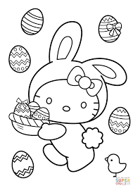Top 15 Free Printable Easter Bunny Coloring Pages Online Frugal And